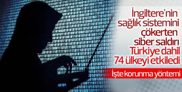 WanaCrypt0r 2.0 yazılımı Türkiye'yi de vurdu!