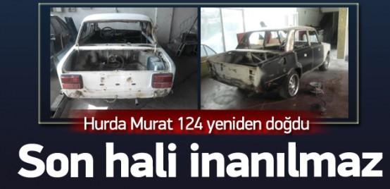 HURDA MURAT 124'ÜN İNANILMAZ DEĞİŞİMİ