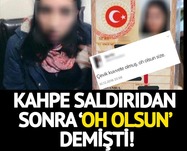 Sosyal medya teröristi tutuklandı!!!
