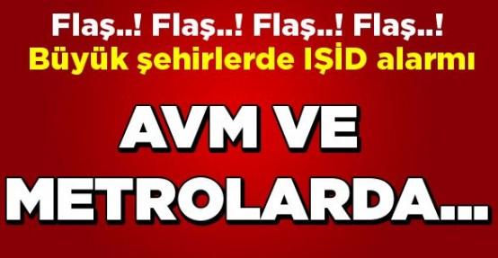 AVM ve Metrolarda bomba yüklü araç paniği iddiası!