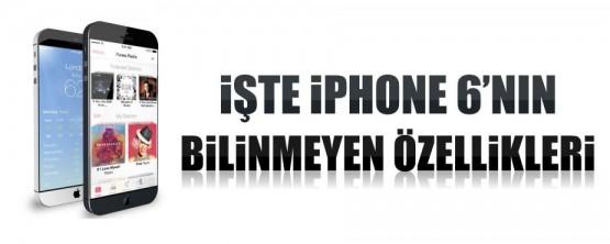 İşte beklenen Iphone 6