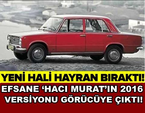"""EFSANE """"HACI MURAT""""IN 2016 VERSİYONU GÖRÜCÜYE ÇIKTI!"""