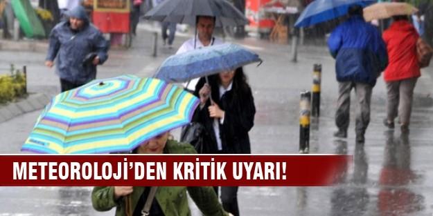 Meteorolojiden #Bursa için flaş uyarı!