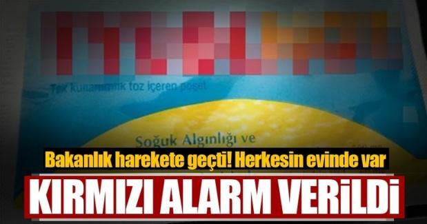 Son dakika! Soğuk algınlığı ilaçlarında kırmızı alarm !