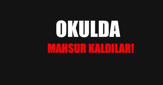 OKULDA MAHSUR DALDILAR!