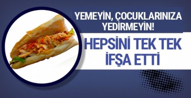 10 liradan ucuzsa yemeyin! Ucuz tavuk dönerlerde ne var? Veteriner Birliği uyardı !