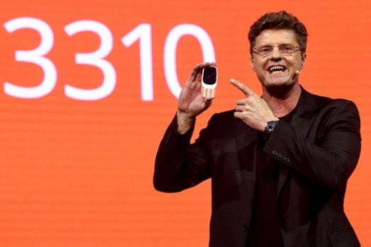 Nokia 3310 4G tanıtıldı (Nokia 3310 4G'nin özellikleri neler?)