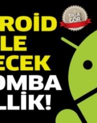 Android 5 ile gelecek 20 bomba özellik!