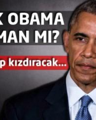 Obama'dan Müslümanları Kızdıracak Sözler