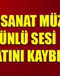 Usta sanatçı Muzaffer Özpınar hayatını kaybetti!