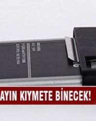 Eski telefon bataryanızı sakın çöpe atmayın!