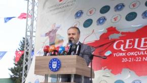 Okçuluk kültürü Bursa'da yaşatılıyor