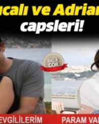 Acun Ilıcalı ve Adriana Lima capsleri!