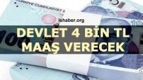 4 bin lira maaşla çalışacak sözleşmeli er alınacak