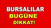 Bursalılar dikkat! Meteoroloji Marmara Bölgesi için uyarı yaptı!