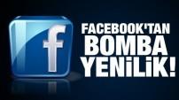 Facebook'tan çok konuşulacak özellik!