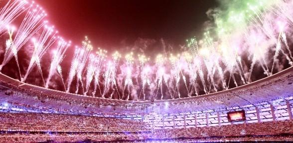 1. Avrupa Oyunları'nda görkemli kapanış