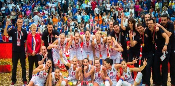 2015 Avrupa Basketbol Şampiyonu oldular