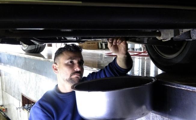 Araçlarınızın kış bakımını yaptırın, yolda kalmayın