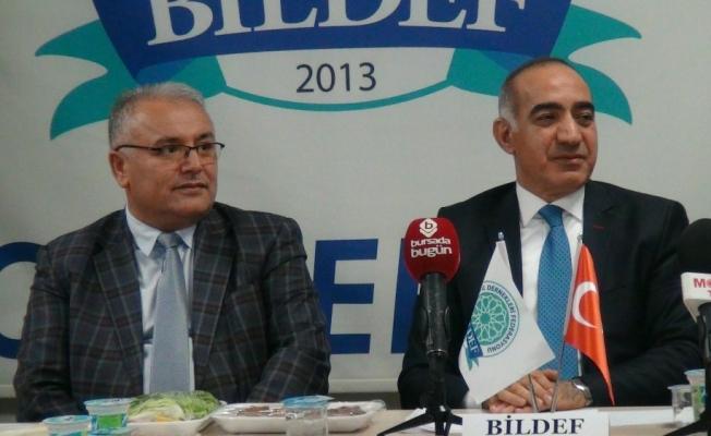 BİLDEF, Bursa'nın meselelerini masaya yatırdı