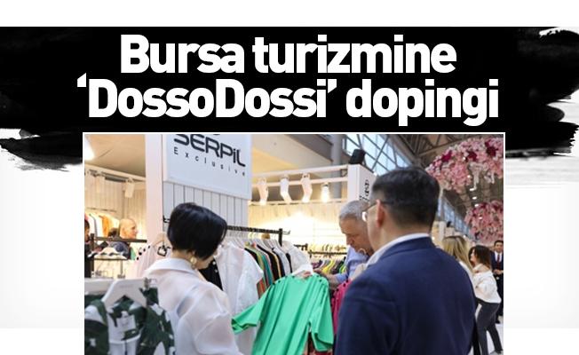 Bursa turizmine 'DossoDossi' dopingi