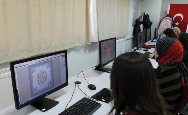 BUÜ Teknik Bilimler MYO moda tasarımcısı yetiştiriyor