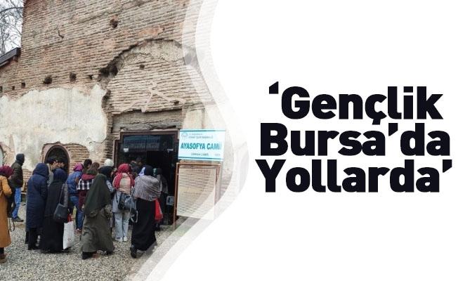 'Gençlik Bursa'da Yollarda'