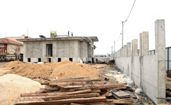 Küçükbalıklı Mahallesi'ne yeni polis merkezi