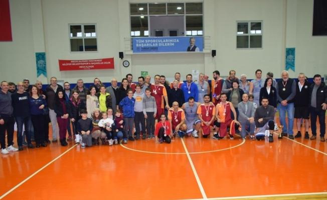 Nilüfer'de basketbol heyecanı sona erdi