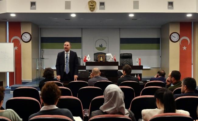 Osmangazi'den personele ihâle mevzuatı eğitimi