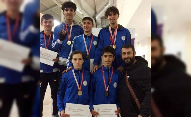 Osmangazili atletlerden çifte başarı