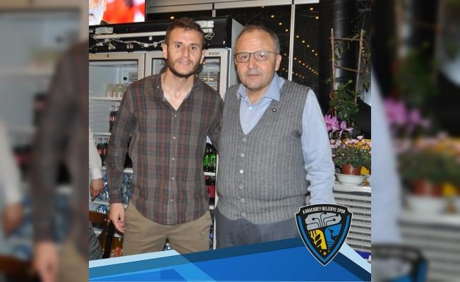 Sefa Durmuş Karacabey Belediyespor'da