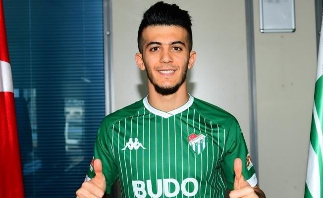 Tayfur Bingöl Bursaspor'da