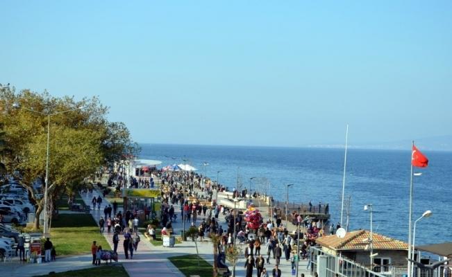 """Türkyılmaz: """"Mudanya'nın trafik meselesini çözmek için üzerimize düşeni yapmaya hazırız"""""""
