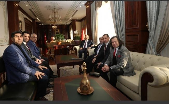 """Uçak: """"Yerli otomobil fabrikası Bursa'ya büyük katkı sağlayacaktır"""""""