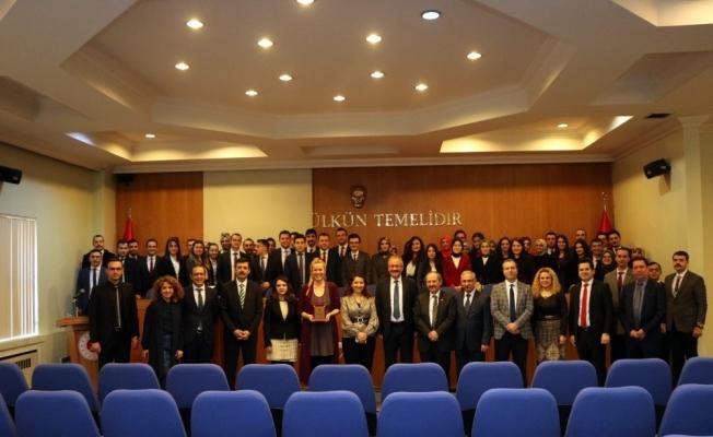 Hakim ve savcı adaylarına 'duygu yönetimi' semineri