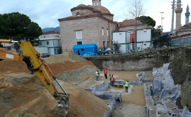 Roma dönemi kalıntıları korumaya alındı
