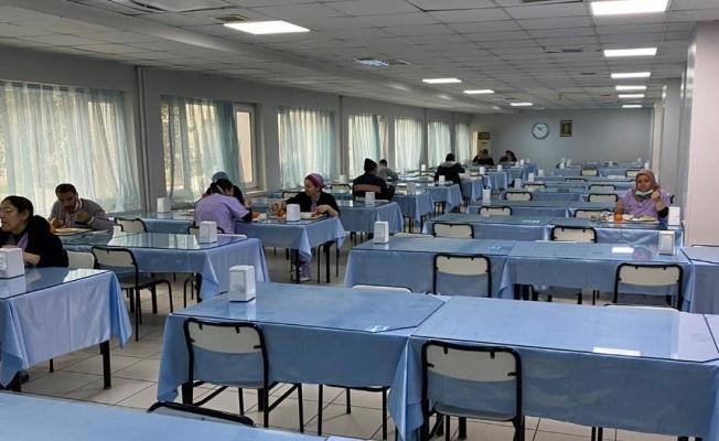 Bursa Uludağ Üniversitesi'nde virüs tedbirleri