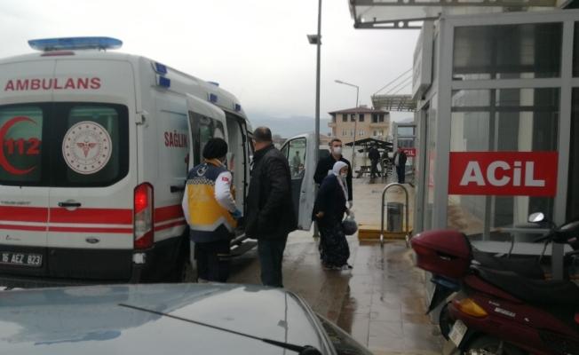 Bursa'da bir kişi tedbir amaçlı karantinaya alındı
