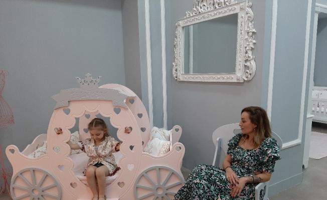 Evde kalan çocuklar için sağlıklı mobilya tavsiyesi