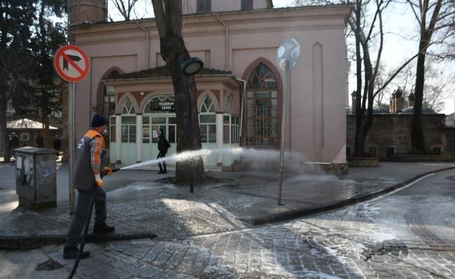 İnegöl Belediyesi her alanda önlemini aldı
