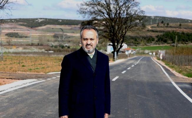 Kırsalda ulaşım kalitesi artıyor