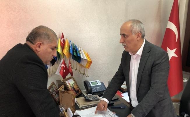 Korona virüs dedikodularına Kaymakam ve Belediye Başkanı açıklık getirdi