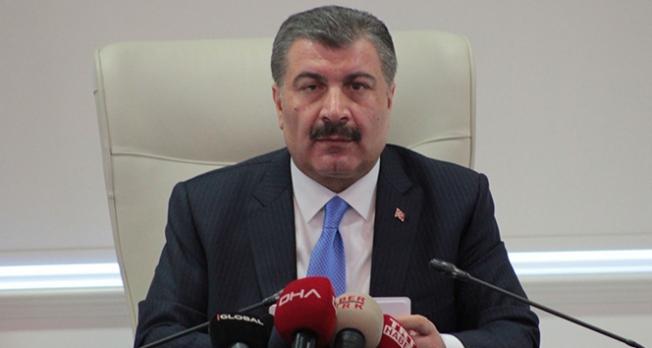 Sağlık Bakanı Koca koronavirüste yeni vaka sayısını açıkladı