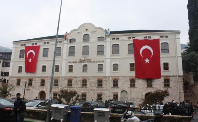 Türkiye'nin ilk tasarım meslek yüksekokulu İstanbul'a taşındı