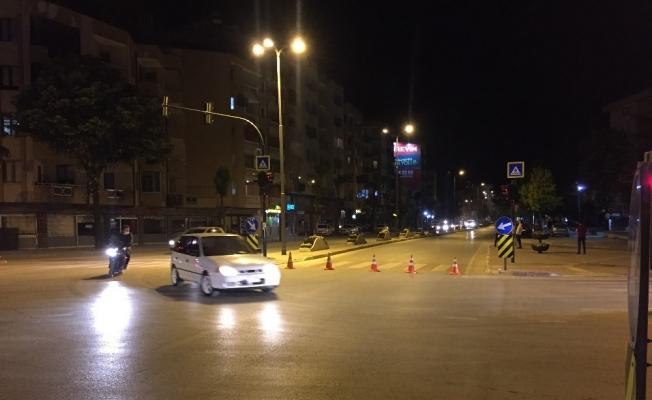 96 saatlik kısıtlama sona erdi, vatandaş sokağa koştu