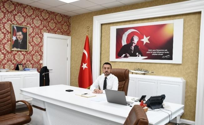 """Başkan Tanır: """"Bayramın Türk İslam alemine hayırlar getirmesini diliyorum"""""""