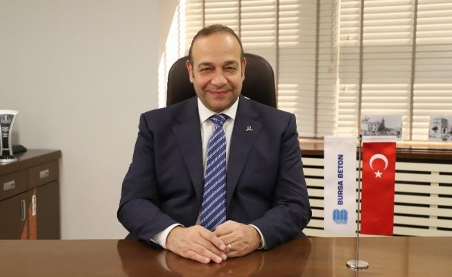 Bursa Beton, ramazan bayramını kutladı