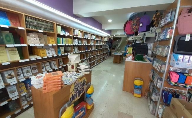 Bursa'da online kitap ve kırtasiye imkanı