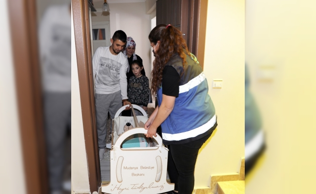 Mudanyalı bebekler şanslı doğuyor